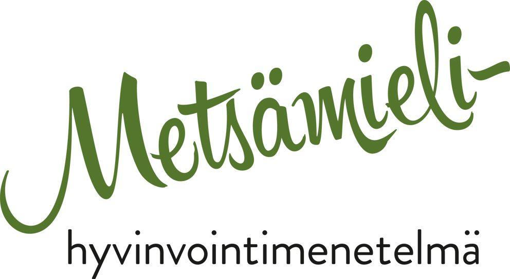 logo metsämieli-menetelmä metsämieli forest mind metsämieli-hyvinvointimenetelmä